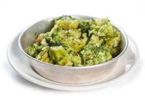 Broccoli ripassati con aglio, olio e peperoncino