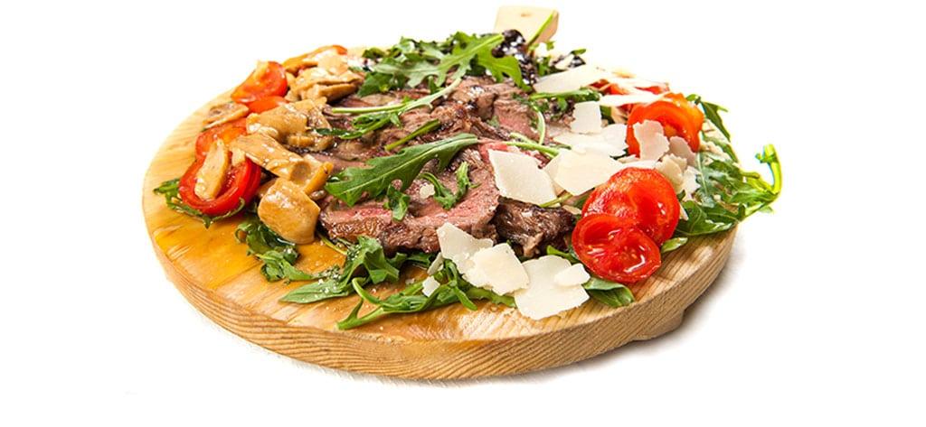 tagliata di manzo con porcini, tagliata di manzo, carne, ristorante, roma, Trastevere, ristorante a Trastevere, mangiare a Trastevere, ristorante a roma, ristorante di roma, ristoranti di roma, ristoranti a roma, mangiare a roma, manzo, porcini, funghi