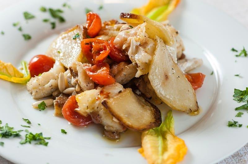 Baccal alla vecchia storia ricetta siciliana le for Cucina giudaico romanesca