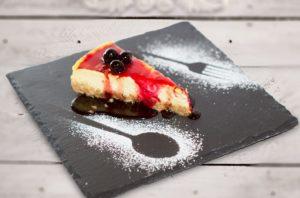 Cheesecake al mirtillo